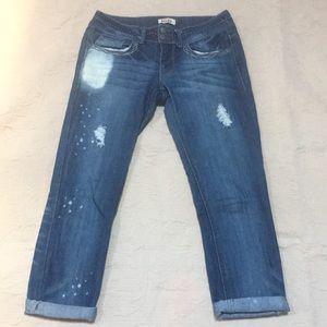 Mudd Jean Capris size 5